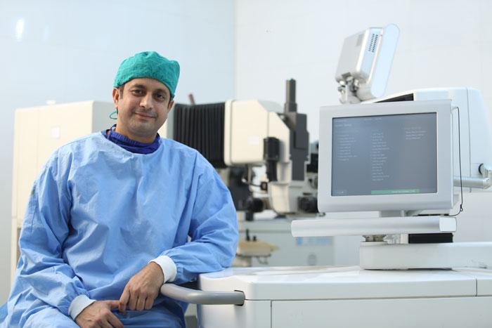 Dr. Rajan Eyecare Hospital